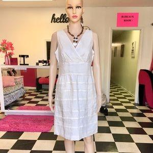 Ladies linen dress